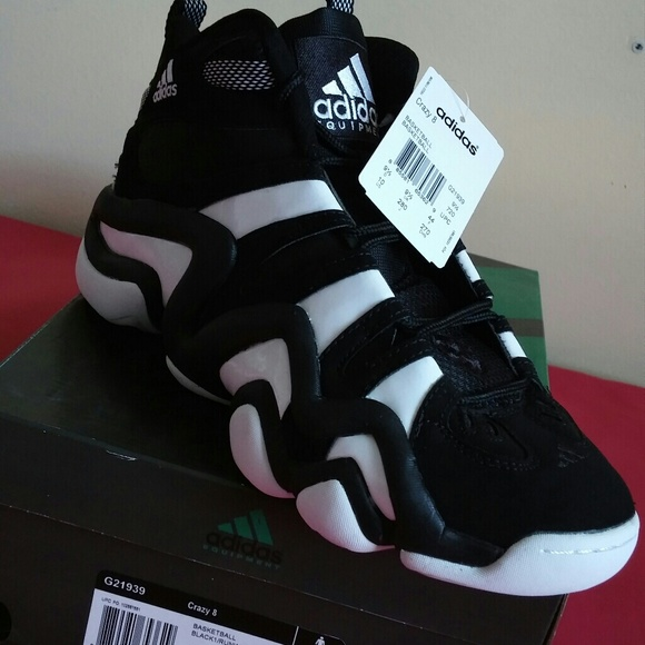 e25968948378 Adidas Other - Brand New Adidas Crazy 8 Size 10 Men.